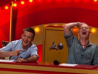 В шоу «Рассмеши комика» участница довела Зеленского до слез (видео)