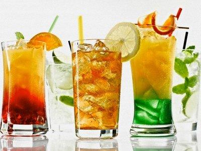 Необычные и вкусные прохладительные напитки