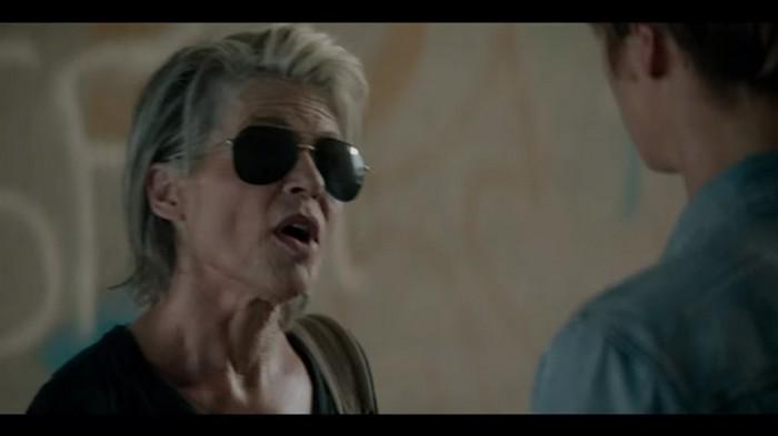 Вышел трейлер фильма Терминатор: Темная судьба