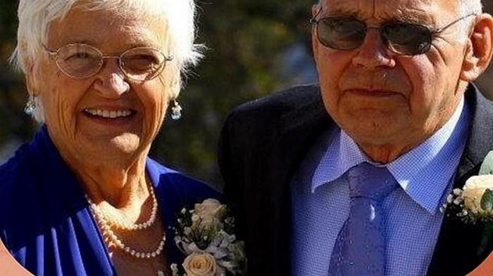 Супруги прожили почти 70 лет и умерли с разницей в день
