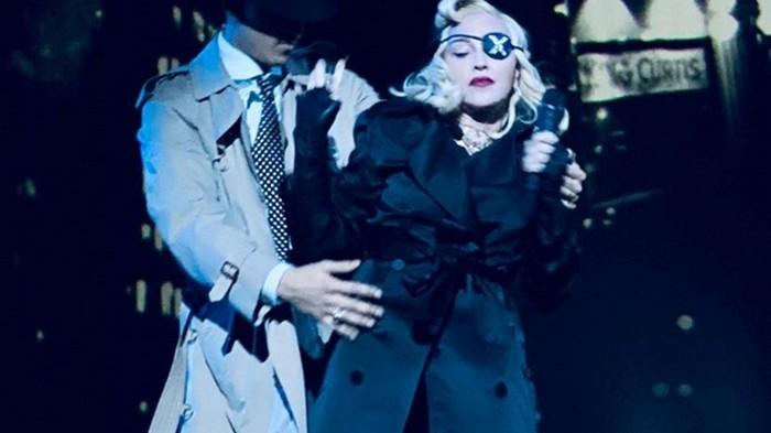 Мадонна показала 26-летнего возлюбленного