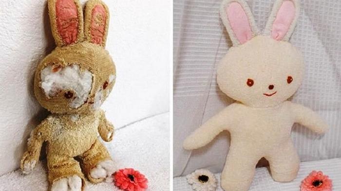 В Японии появилась больница для мягких игрушек (фото)