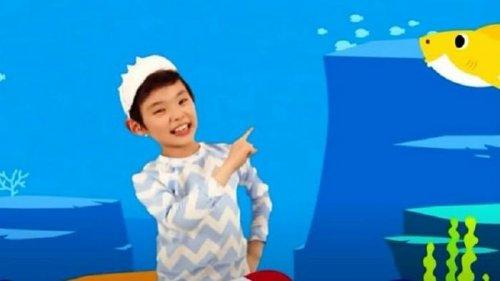 Детская песня бьет рекорды на YouTube (видео)