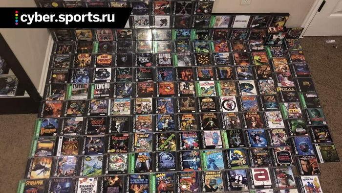 После уборки мамы парень потерял коллекцию игр на $500 тысяч