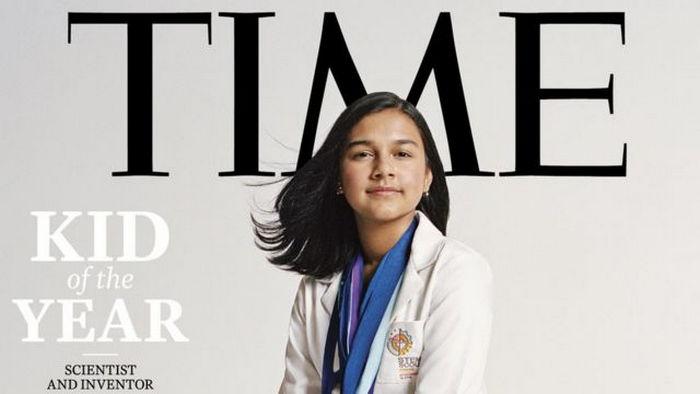 Журнал «Time» впервые назвал Ребенка года