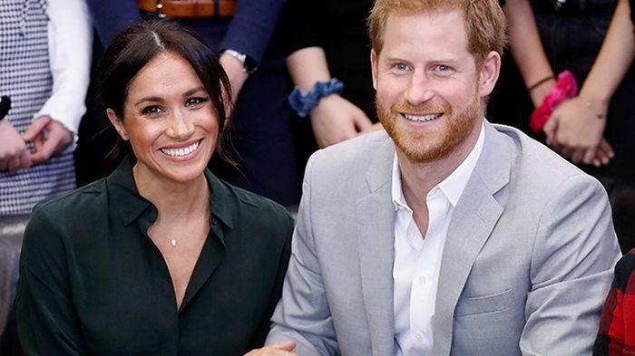 Меган Маркл и принц Гарри рассекретили пол второго ребенка