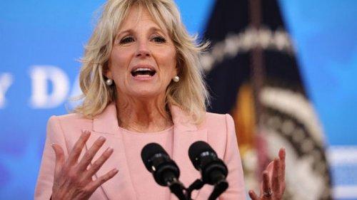 Первая леди США удивила первоапрельским розыгрышем