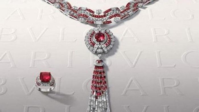 BVLGARI представила самую дорогую коллекцию украшений (фото)