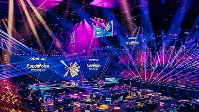В Роттердаме началось Евровидение-2021