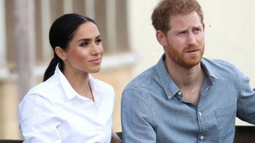 Интервью принца Гарри и Меган Маркл номинировали на Эмми