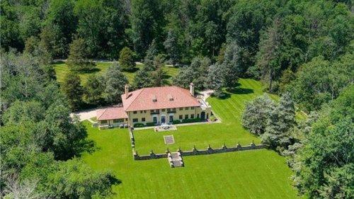 В США выставили на продажу поместье Марка Твена (фото)