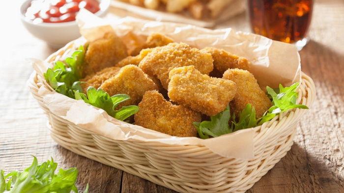В США начали выпускать наггетсы из искусственной курятины