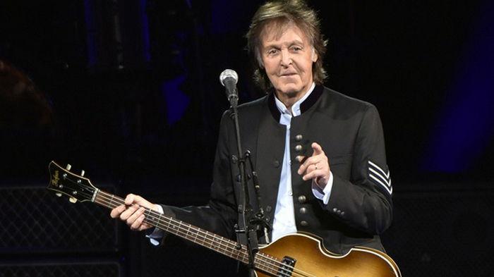 Маккартни издаст ранее неизвестные песни The Beatles