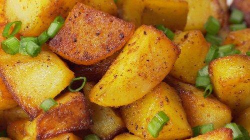 Секрет вкусной жареной картошки: вы удивитесь!