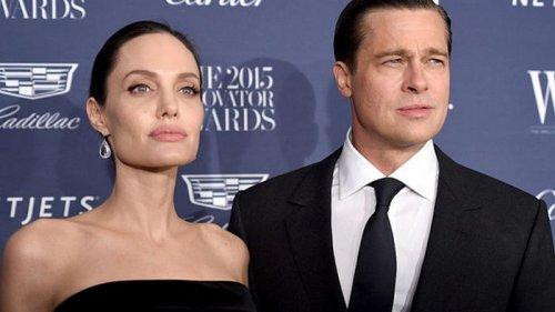 Брэд Питт обвинил Анджелину Джоли в заговоре (фото)