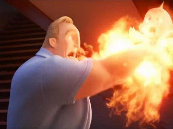 Суперсемейка-2 установила рекорд по сборам среди мультфильмов