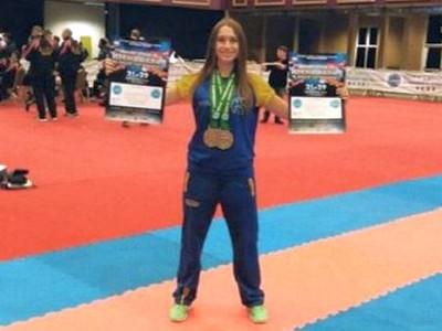Украинка завоевала серебро на чемпионате мира по кикбоксингу (видео)
