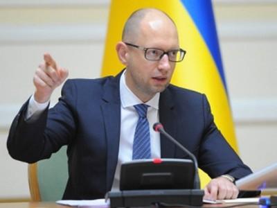 Украина готова судиться с РФ по долгу — Яценюк