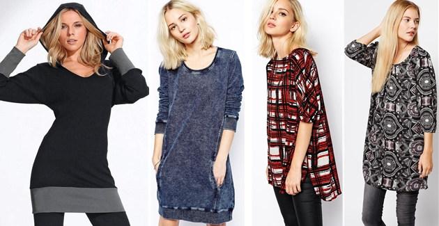 Женская туника: разновидности и современные тенденции в моде