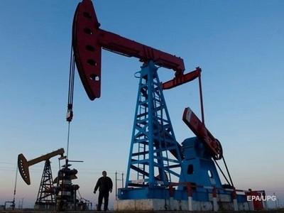 Цена нефти опустилась ниже $30 за баррель
