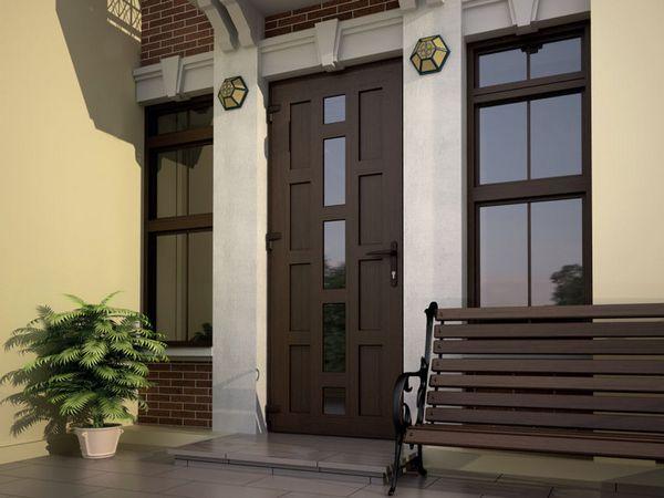 размер двери