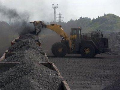 Украина за год сократила потребление угля на треть