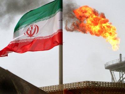 Иран отправил первый танкер с нефтью в ЕС