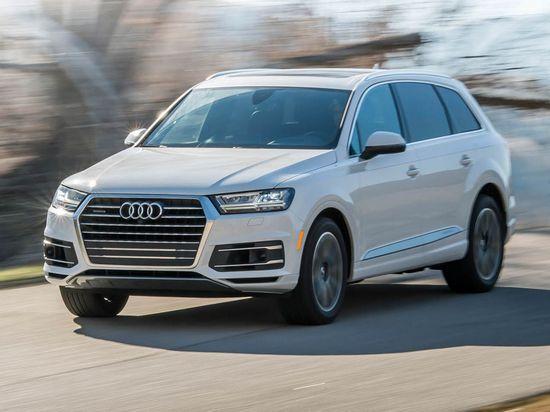 Audi Q7 – безупречность в каждой детали