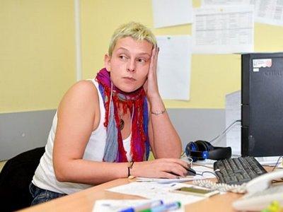 Скандальную журналистку «Интера» Столярову депортировали из Украины