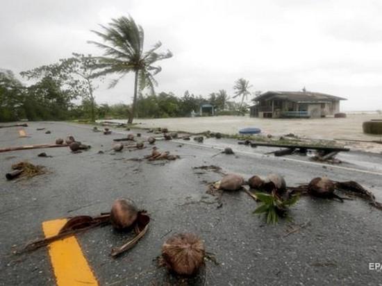 В Таиланде растет число жертв урагана Пабук