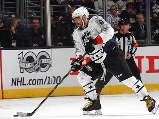 Овечкин отказался от участия в Матче всех звезд, получив бан от НХЛ