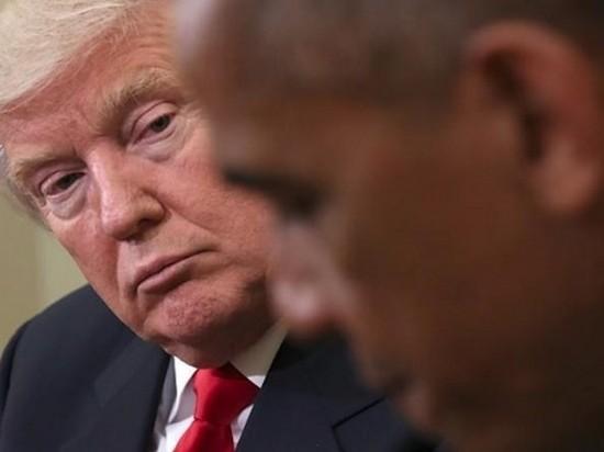 Трамп вспомнил забор Обамы