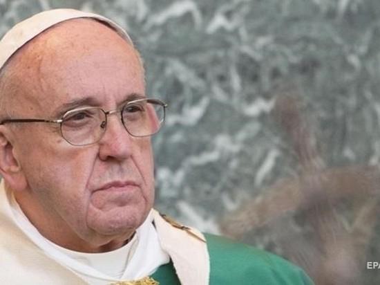 Папа Римский созывает главных епископов мира из-за секс-скандала