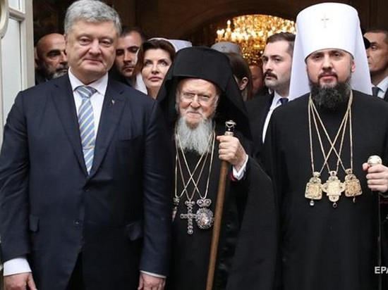 Порошенко обещает украинцам религиозную свободу