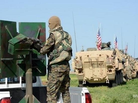 США решили оставить часть войск в Сирии — СМИ