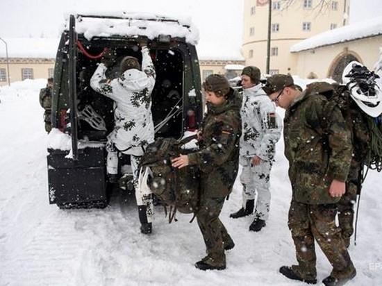 В Австрии спасли более 60 немецких студентов, застрявших на курорте