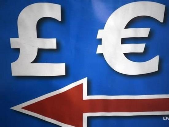 Из-за Brexit из Британии вывели более $1 триллиона