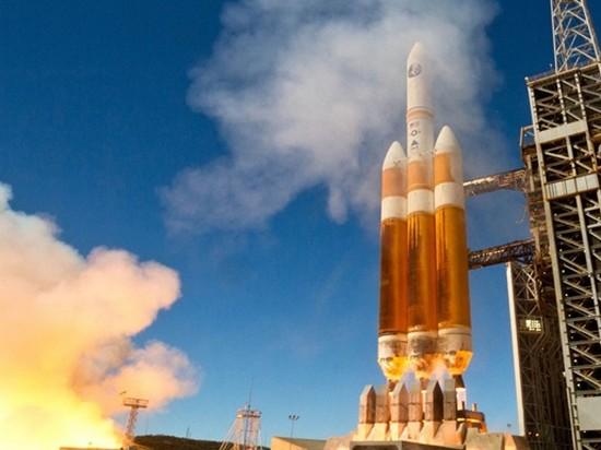 США запустили в космос секретный спутник разведки