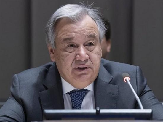 Украина не попала в приоритеты ООН на 2019 год