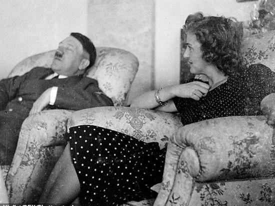 Раскрыты детали личной жизни Гитлера и его супруги