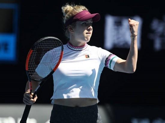 Свитолина - Киз: видео обзор победного для украинки матча Australian Open