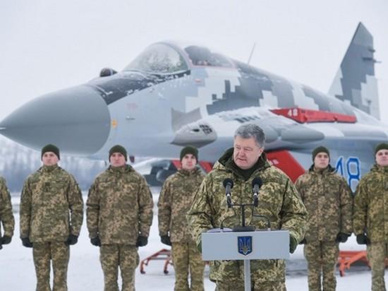 Петр Порошенко подписал указ по тайным закупкам оружия