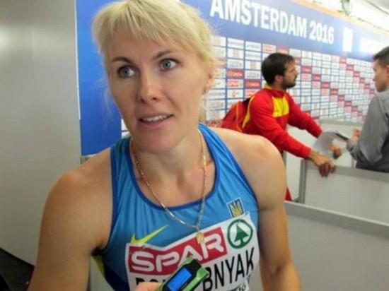 Известная украинская легкоатлетка будет выступать за Россию