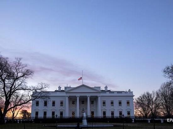 Белый дом готовит проект объявления ЧП — СМИ