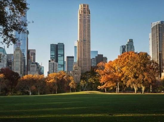 В Нью-Йорке пентхаус продали за рекордные $238 миллионов