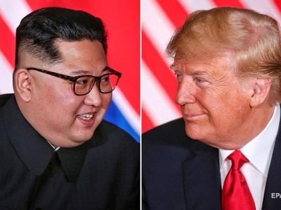 Ким Чен Ын получил «прекрасное письмо» от Дональда Трампа