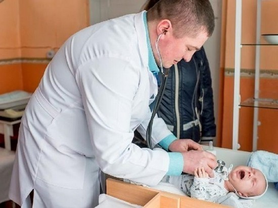Во Львове пятеро младенцев заболели корью сразу после рождения