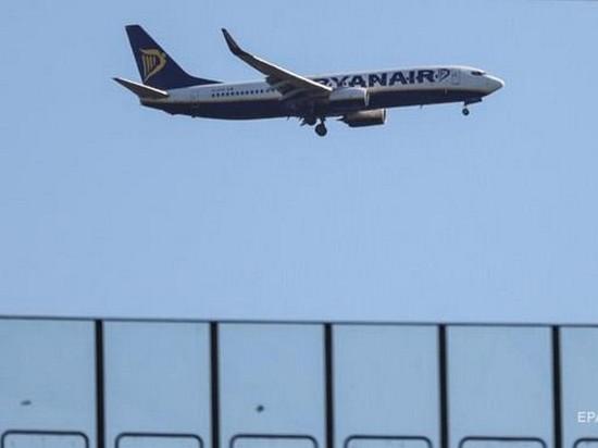 Ryanair запускает четыре новых рейса из Украины