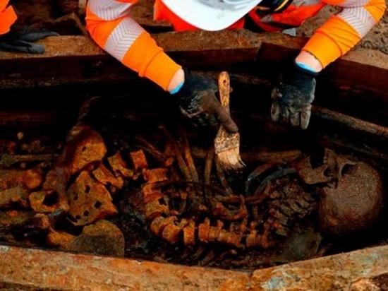 Найдена могила исследователя, назвавшего Австралию
