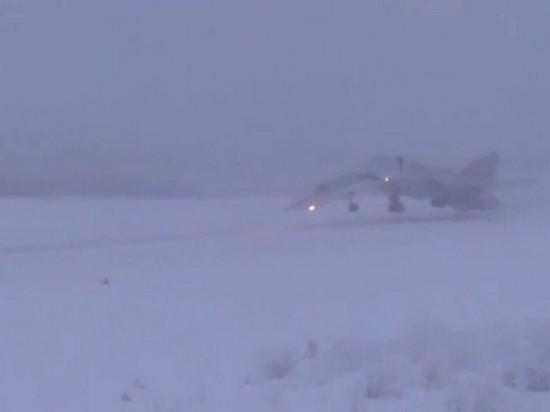 Опубликовано видео катастрофы Ту-22М3 в РФ